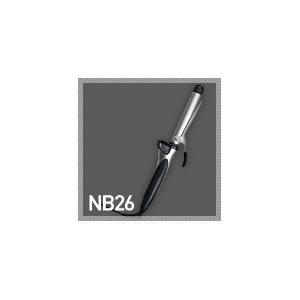 NOBBY(ノビー) マイナスイオンヘアーアイロン NB26