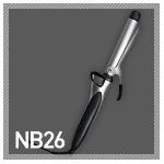 NOBBY(ノビー) マイナスイオンヘアーアイロン NB26の詳細ページへ