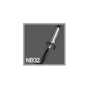 NOBBY(ノビー) マイナスイオンヘアーアイロン NB32