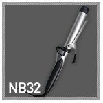 NOBBY(ノビー) マイナスイオンヘアーアイロン NB32の詳細ページへ
