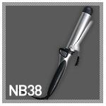 NOBBY(ノビー) マイナスイオンヘアーアイロン NB38