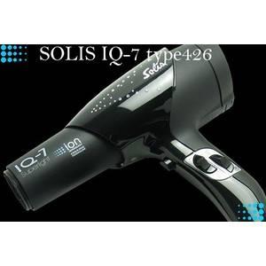 Solis(ソリス) ドライヤー IQ-7 426 ムーンライト 【業務用】