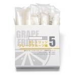 グレープフルーツ味|電子タバコ交換カートリッジ【新デザイン】