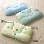 ピュアスリープ2枕 粒わた 低め 103cm 【セルフオーダー枕】