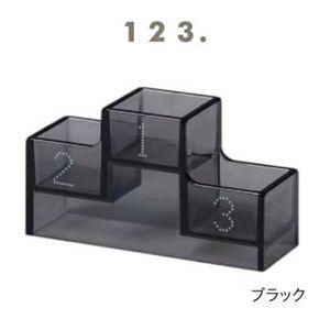 ラルカ 123. ブラック