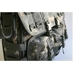 ROTHCO(ロスコ) タクティカル2WAYコンパートメントバッグ アーミーデジタルカモ