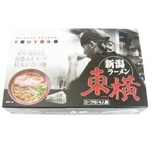 新潟ラーメン 東横 (5箱セット)