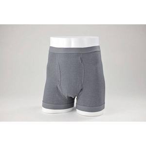 紳士ちょいモレ対策ボクサーパンツ3色組 Lサイズ 1セット