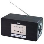 ブラックボックス(FMラジオ/MPプレーヤー)