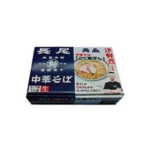 青森ラーメン 長尾中華そば 【10箱セット】