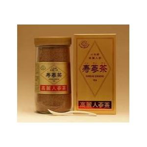 六年根高麗人参 寿参茶 350g