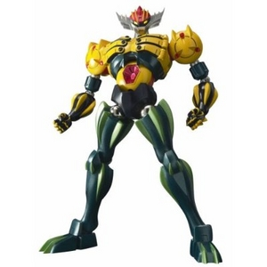 バンダイ 超合金魂 GX-42 鋼鉄神ジーグ の詳細をみる