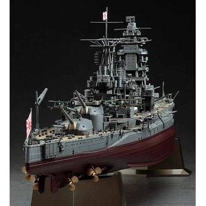 プラモデルセット 1/350 日本海軍戦艦 長門 レイテ沖海戦