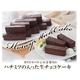 カリスマパティシエ手作り♪しっとり濃厚「生チョコスティックケーキ500g×2セット」