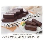 カリスマパティシエ手作り♪しっとり濃厚「生チョコスティックケーキ500g×2セット」の詳細ページへ