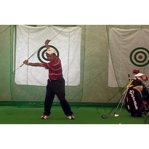 ゴルフ上達プログラム イメージトレーニング編