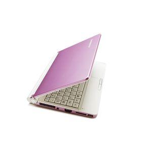lenovo ノートパソコン IdeaPad S10e ピンク