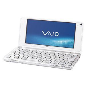 SONY ノートパソコン VAIO type P ホワイト
