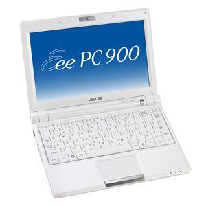 ASUS ノートパソコン EeePC 900-X シャイニーホワイト