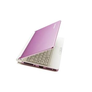 Lenovo IdeaPad S10e ピンク + (emobile) D12HW
