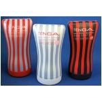 TENGA  ソフトチューブ・カップ 3種セット やわらかチューブで、しめつけ自由自在。