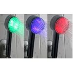 LED シャワーヘッド (本体の色 シルバー)
