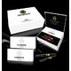 電子タバコ【E-CIGARETTE-JM】 ミドルサイズ96mm ブラック 写真1