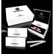 電子タバコ【E-CIGARETTE】 ロングサイズ108mm ホワイト