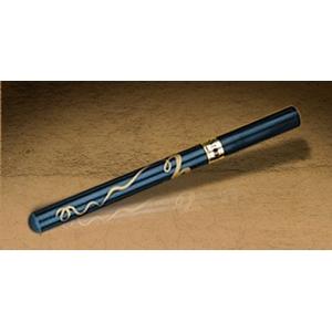電子タバコ【E-CIGARETTE-JM】 ロングサイズ108mm ブラック