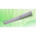 電子タバコ【E-CIGARETTE】 ショートサイズ85mm ホワイト