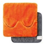 足温器ホットマルチヒーター(オレンジ)
