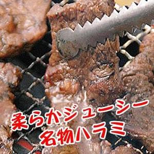 【人気の焼肉】柔らかハラミ肉☆旨いタレ漬け8人前!(400g×2)