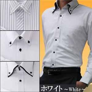 防寒ファーシャツ 3枚セット 50233 S(ホワイト系)