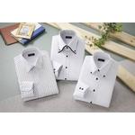 ドレスシャツ3枚組(ホワイト系) 3Lサイズの詳細ページへ