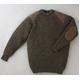 パークレインジャー セーター ブラウン Sサイズ