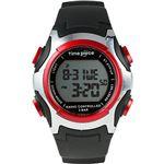 Time Piece(タイムピース) 腕時計 電波時計 ソーラー(デュアルパワー) デジタル レッド TPW-001RDの詳細ページへ