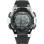 Time Piece(タイムピース) 腕時計 電波時計 デジタル ブラック TPW-003BKの詳細ページへ