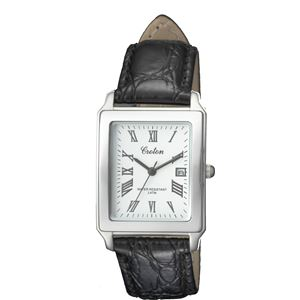 CROTON(クロトン)  腕時計 3針 デイト 日本製 RT-158M-CA