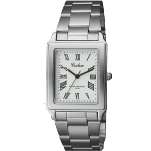 CROTON(クロトン)  腕時計 3針 デイト 日本製 RT-158M-C
