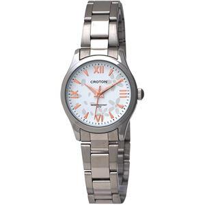 CROTON(クロトン)  腕時計 3針 日本製 RT-168L-E