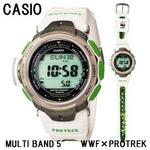 CASIO(カシオ) 腕時計 PROTREK WWF PRW-500WFJ-7JR