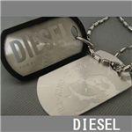 DIESEL(ディーゼル) タグプレートネックレス DX0011