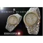 ROBERTA SCARPA グリッターポリカーボネードウォッチ RS6041