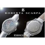 ROBERTA SCARPA レザーウォッチ RS6043