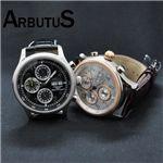 ARBUTUS(アルブータス) マルチファンクション AR3914BB ブラック