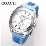 COACH(コーチ) Ali Sport Strap ウォッチ 14500951・ブルーの詳細ページへ