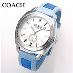 COACH(コーチ) Ali Sport Strap ウォッチ 14500951・ブルー