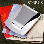 STORUS スマートマネークリップ シルバーの詳細ページへ