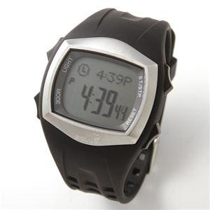 SOLUS(ソーラス) Pro 100 心拍計付き腕時計 ブラック 【ランニングウォッチ】