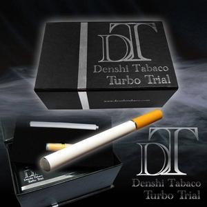 電子タバコ「DT ターボトライアル」 スターターキット 本体セット